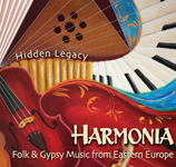 Harmonia CD Coming Soon
